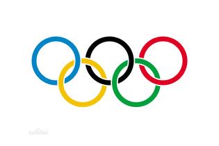 奥运_体效果奥运五环效果图