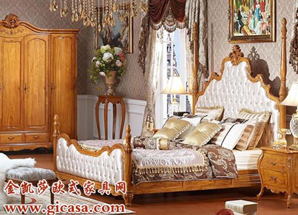在国内较为有名的欧式家具品牌有金凯莎,标致,卡芬达,亚振等 品牌.