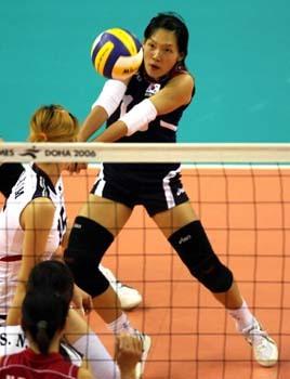 排球自由人规则 排球站位图解 排球自由人身高 中国女排名