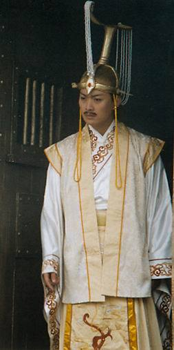 2003玉帝传奇张永刚饰玉帝