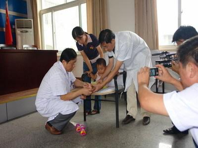 肢体残疾儿童治疗