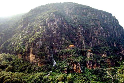 五龙洞国家森林公园