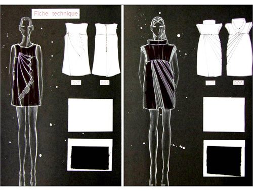 学校服装设计图片