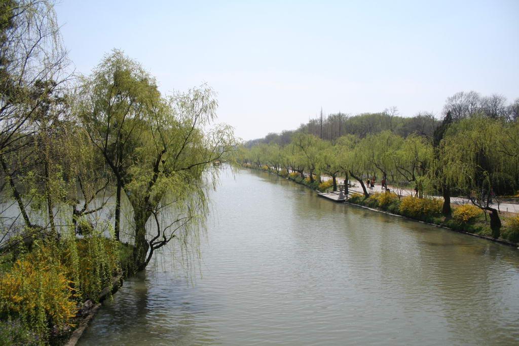蜀岗瘦西湖风景名胜区