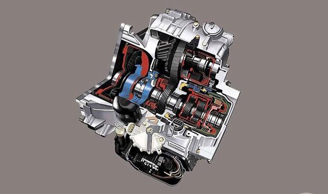 现代胜达发动机结构