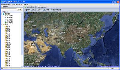 谷歌卫星地图下载器_谷歌地图卫星下载_谷歌