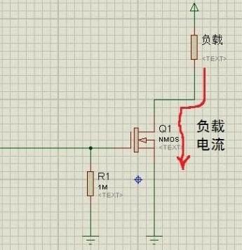 当然mos管做开关使用的电路形式比较多了.