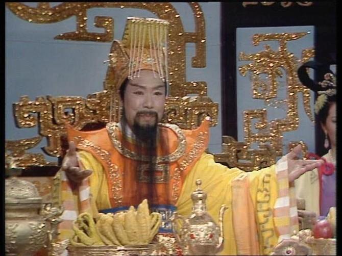 1988【西游记】章玉善饰玉帝