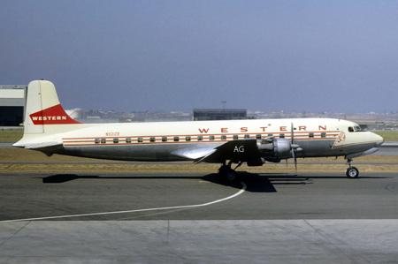 美国西部航空公司