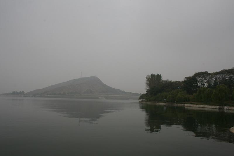 安丘峡山风景区
