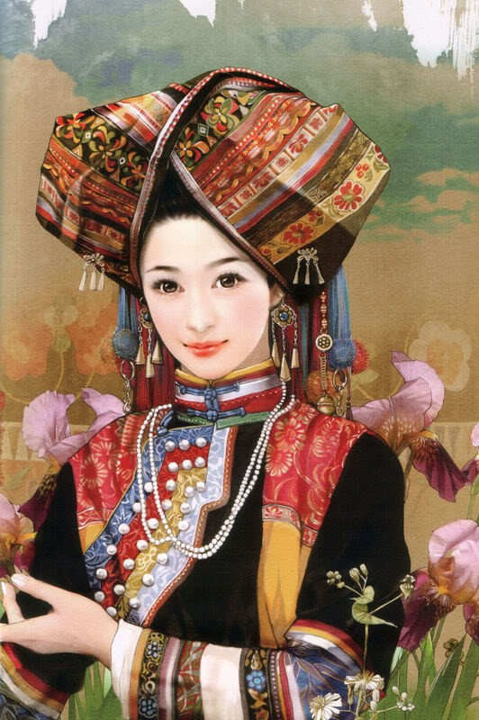 民族风俗文化图片