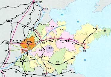 赵王河,羊角河均为发源于本地