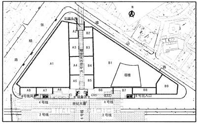 施工总平面图_360百科