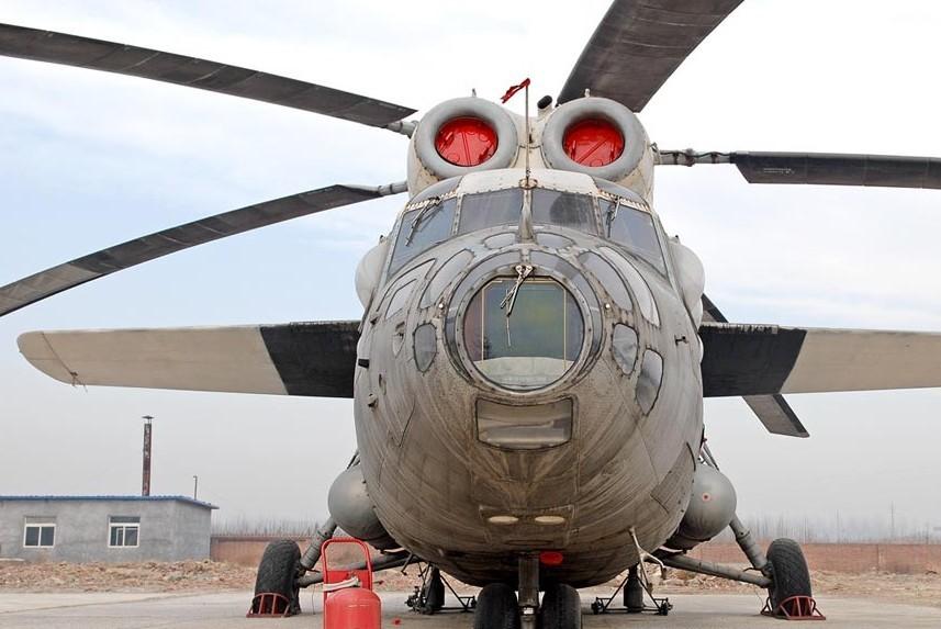 米-6直升机