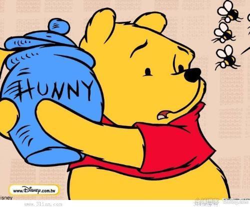 可爱小熊图片大全超萌铅笔画