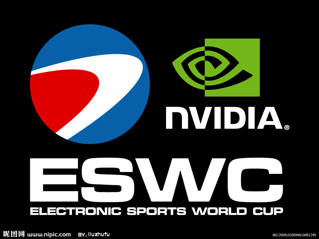 电子竞技世界杯eswc设计图