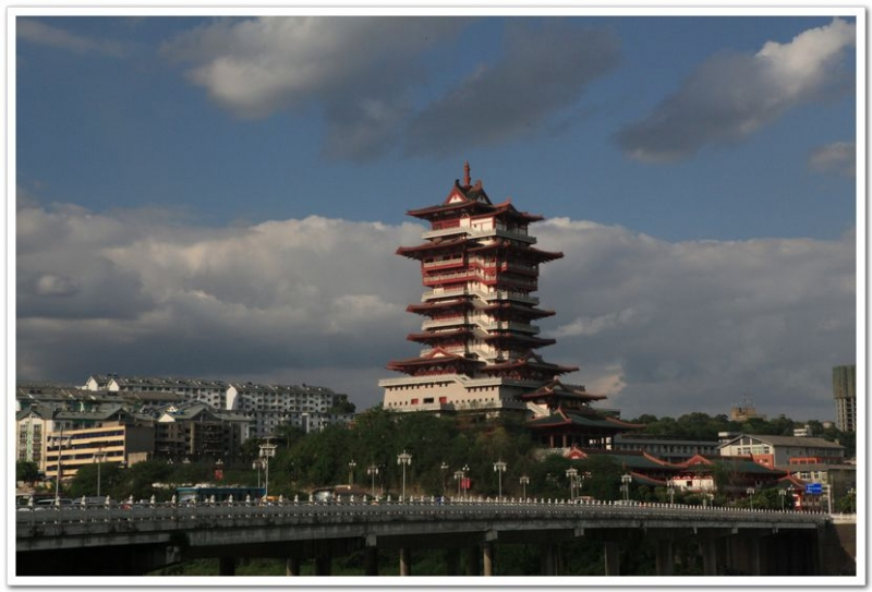 中国十大文化名楼