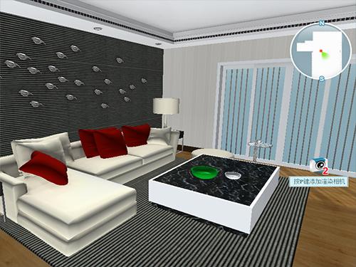 新版软件详情页 - 3d家居设计系统