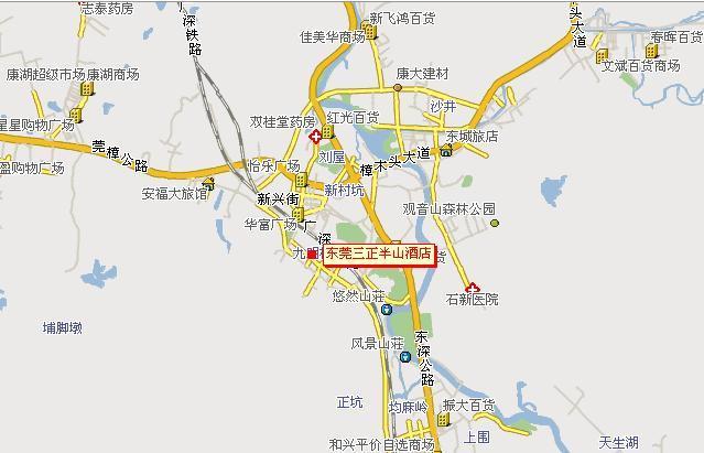 2    地址:东莞 樟木头镇 石新大道    行政区:东莞樟木头镇 商业区