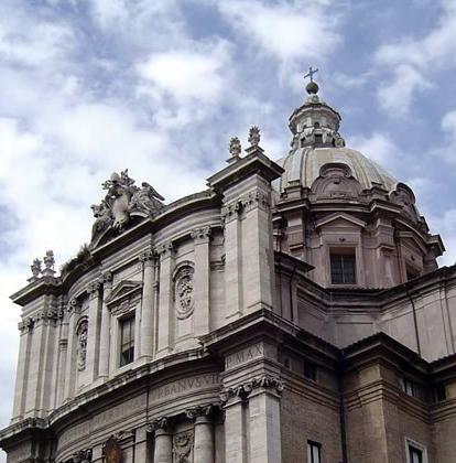 (图)古罗马风格的土木建筑